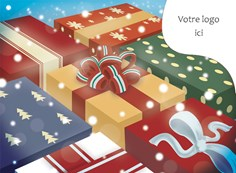 Carte de Noël corporative, 4007 Enfin !